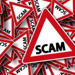 scam-sign